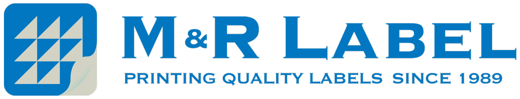 M & R Label - Logo - Site Header
